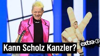 Olaf Scholz – Der Mann ohne Gedächtnis will Kanzler werden