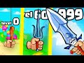 IS THIS THE STRONGEST HIGHEST LEVEL PINATA WEAPON EVOLUTION? (9999+ CANDY LEVEL) l Pinata Hunter 4