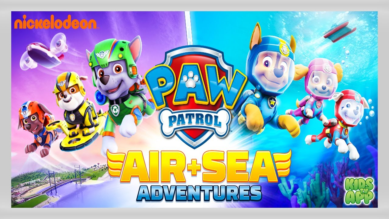 Chase & Rocky - PAW Patrol: Air & Sea | Adventures ...
