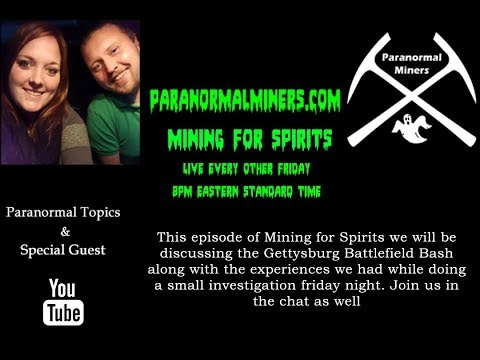 Mining for Spirits