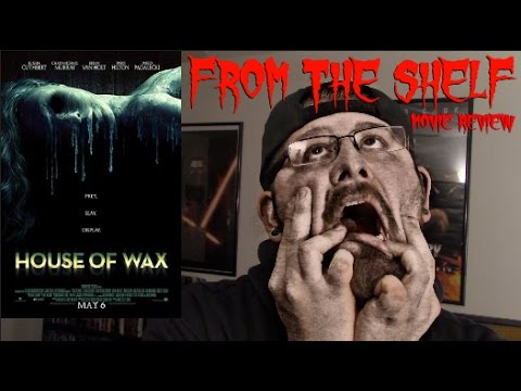 a review of house of wax This 2005 remake of house of wax is a surprisingly entertaining film that fills you with dread and leave you guessing until the very end.