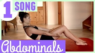 One Song Intense Abdominal Killer (Quick Workout at Home)