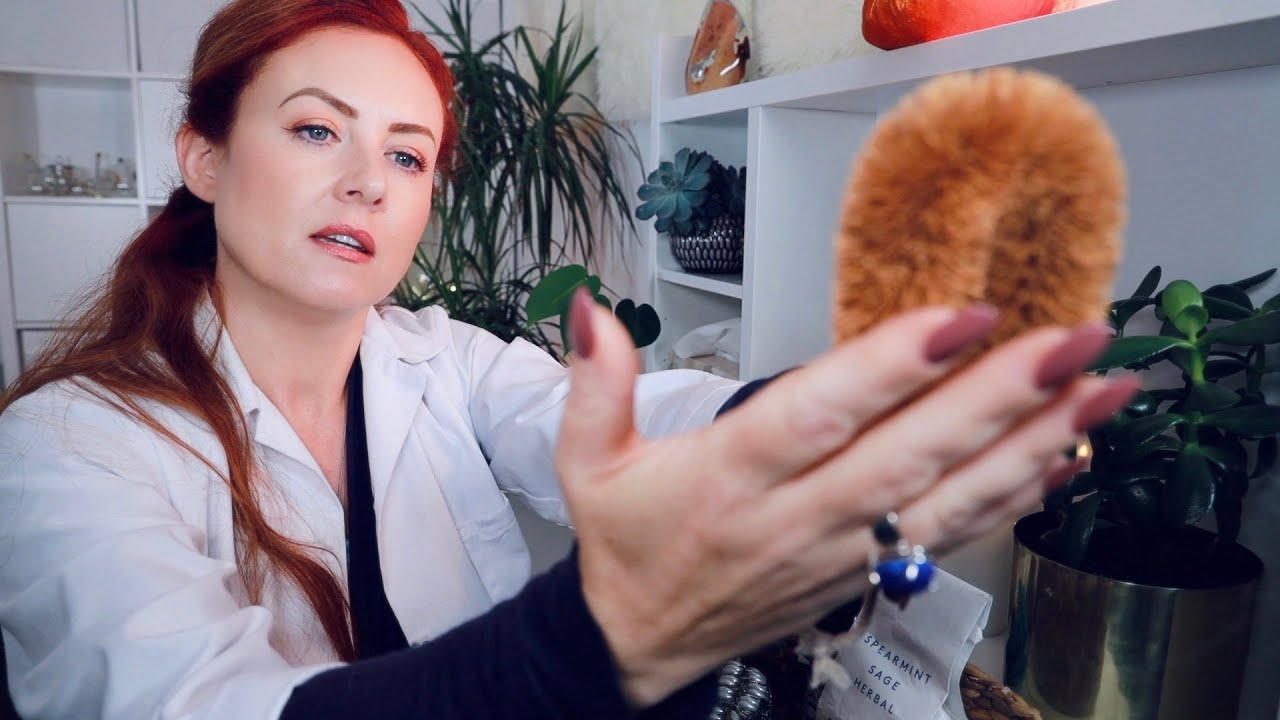 ASMR 🌟 Sleep Clinic Check-In Appointment 🌟 Testing Sounds on You