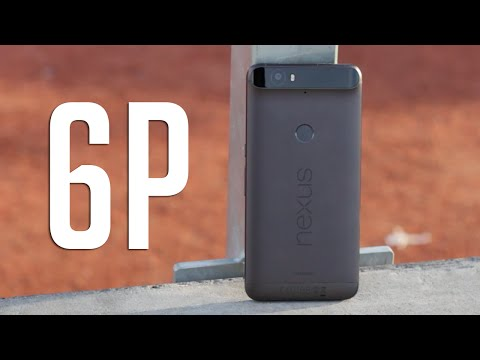 TEST NEXUS 6P : la bonne surprise de chez Google