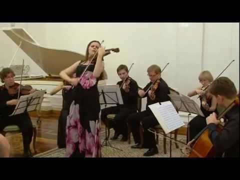Maria Lazareva - Tchaikovsky - Meditation