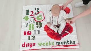Как фотографировать новорожденных? Отличная идея!