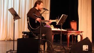 Дмитрий Ревякин - творческий вечер в ЦДЖ (1)