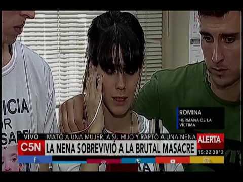 C5N - Justicia: Condenaron a perpetua a Alcaraz Parte 2