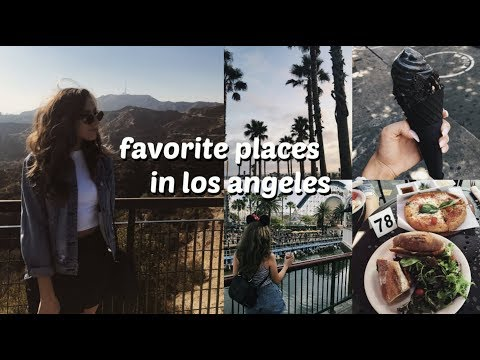 LA Travel Guide - My Favorite Places | Travel Series ep. 1