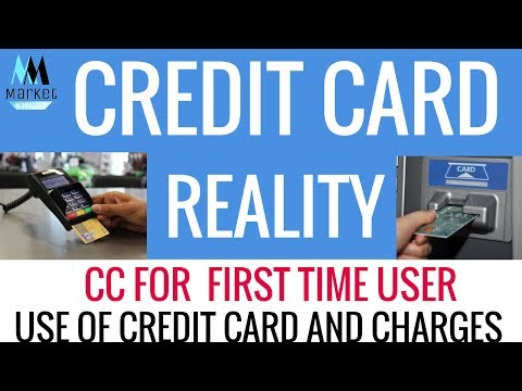 What is Credit Card ? How to get Credit Card ? Credit Card Reality | Use of Credit Card | Charges