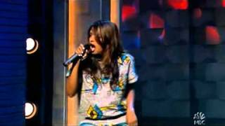 M.I.A. - Galang live at Conan O Brien show