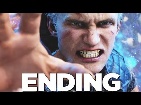 DEVIL MAY CRY 5 ENDING / FINAL BOSS - Walkthrough Gameplay Part 20 (DMC5)