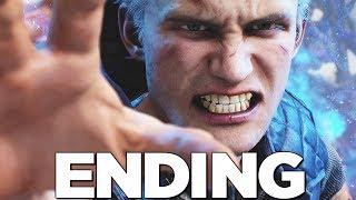DEVIL MAY CRY 5 ENDING / FINAL BOSS - Walkthrough Gameplay Part 20 (DMC5)