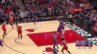 Detroit Pistons vs Chicago Bulls - Full Game Highlights | November 1, 2019 | 2019-20 NBA Season