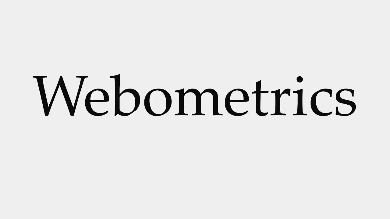 تصنيف (Webometrics)