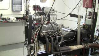 supercharged 427 fe ford on alky 1090 horsepower