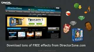 CyberLink YouCam 5 - Your Webcam Software for Work & Play!