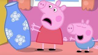 Peppa Pig Português Brasil | A CERÂMICA🏺 | HD | Desenhos Animados