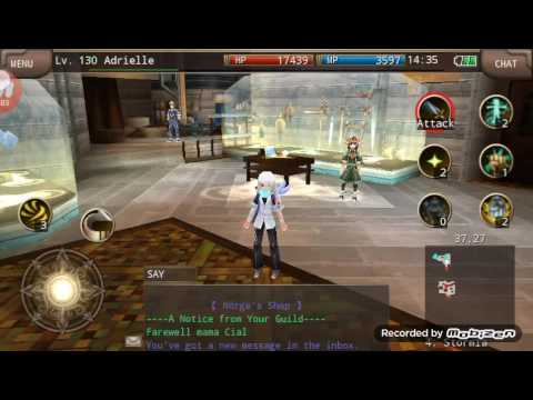 Iruna online - how to mine fast