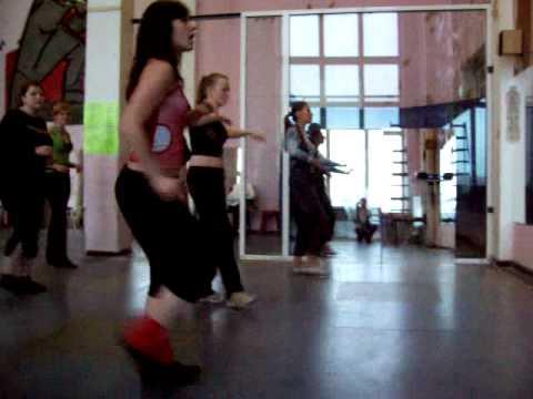 Урок пластики. Ча-ча-ча. Школа танцев Киев Латино.