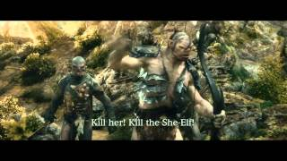 Elves vs orcs vs dwarves [HD]
