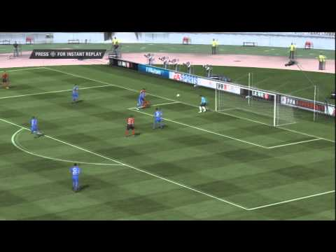 FIFA 11 Gameplay (PS3) - FC Seoul vs Suwon Samsung Bluewings