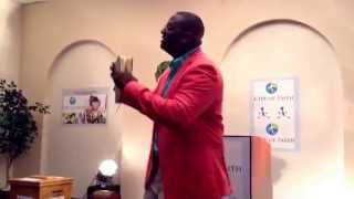 "Pastor Sabra Johnson teaching the ""Creative Power of Words"" in Houston Texas part 2"