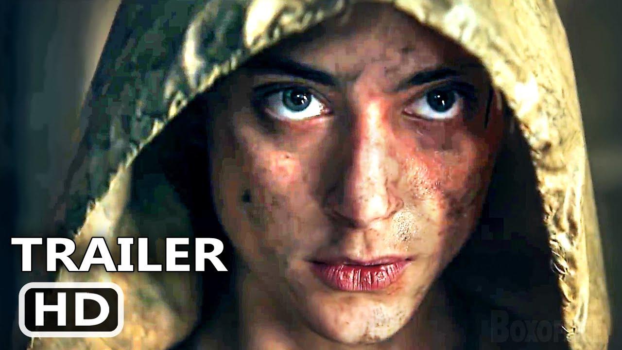 THE COLONY Trailer (2021) Roland Emmerich, Thriller, Sci-Fi Movie