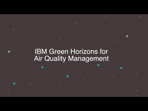 Air Quality Management from IBM Research - Africa
