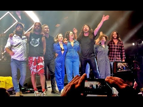 Foo Fighters - Everlong - April 26, 2018 West Palm Beach Florida