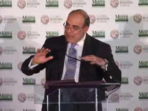 2009 Global Business Forum: Muhtar Kent - President & CEO, The Coca-Cola Company