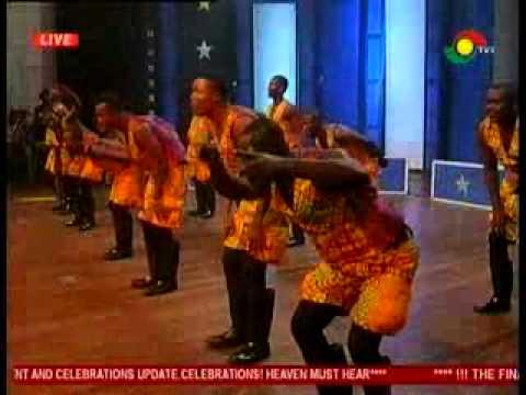 Celebration Finals - Akoo Performance - (Round 1) - 2/2/2014
