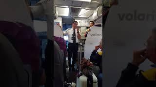 Volaris emergencia  Temblor de México en Nueva York