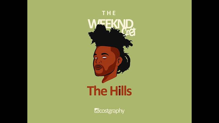 the weeknd  the hills 1 houroriginal version