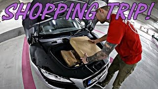Living with a Supercar: Supercar Shopping!