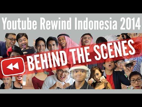Youtube Rewind Indonesia 2014: Behind The Scene