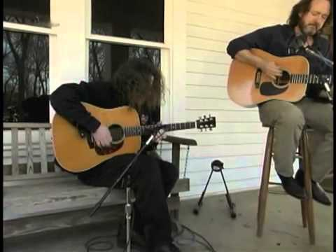 John Bell and Mikey Houser play Driving  acoustic