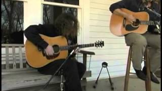 John Bell and Mikey Houser play Driving Song acoustic