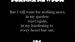 Joanna Newsom - '81 (with lyrics)