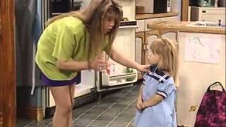 Full House - Cute / Funny Michelle Clips From Season 3 (Part 2)