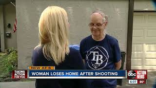 75-year-old shooting, robbery victim has home condemned while recovering thumbnail