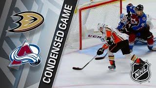 01/15/18 Condensed Game: Ducks @ Avalanche