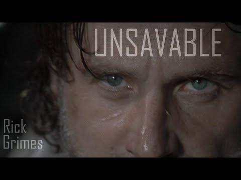 Rick Grimes Tribute    Unsavable [TWD]