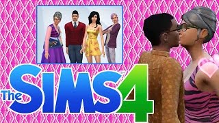 Gertrude's First Kiss | Let's Play The Sims 4 | Ep. 4