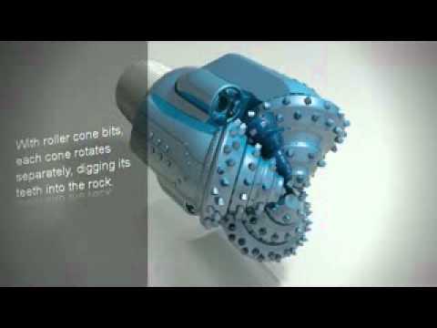 Drill Bit Types: Description & Comparison | 3D animation for PETRosain |  Largest Museum in Malaysia