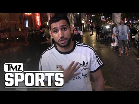 Amir Khan Apologizes for Calling Caitlyn Jenner 'Bruce' But Still Has Pronoun Issues | TMZ Sports