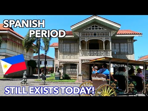 How OLD FILIPINO MANSIONS look like INSIDE!🇵🇭 (Spanish Era) Goosebumps 😲