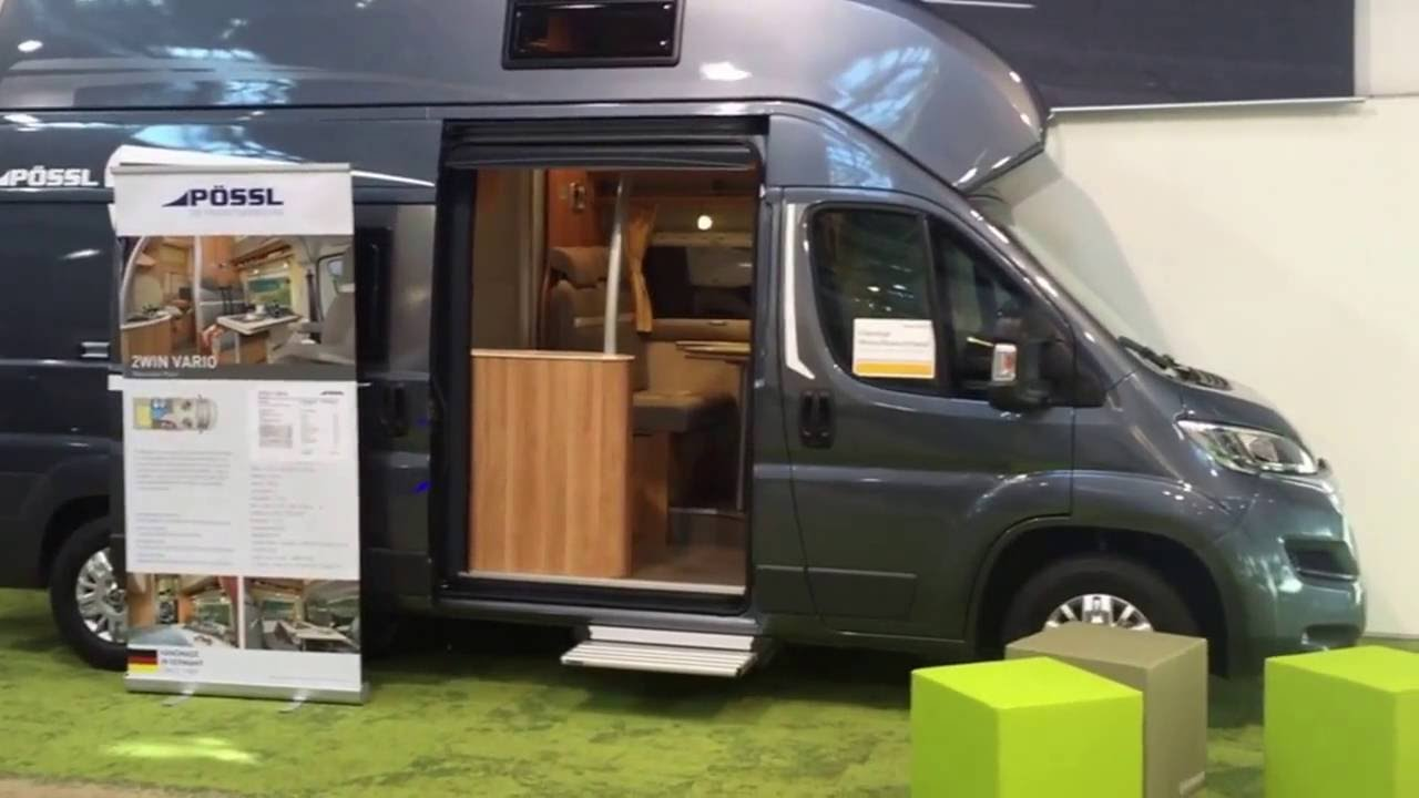 p ssl 2win vario caravan salon 2016 youtube. Black Bedroom Furniture Sets. Home Design Ideas