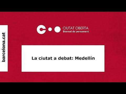 Biennal de Pensament - La ciutat a debat: Medellín