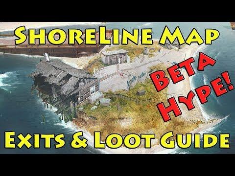 Shoreline Map Guide! Beta Is Here! - Escape From Tarkov